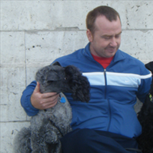 Jose-luis-vaya-tela-kerry-blue-terrier